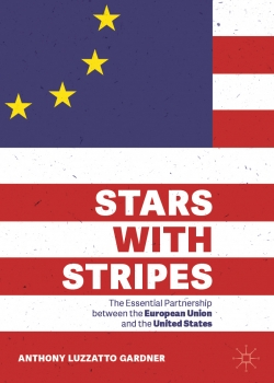 Launch of 'Stars with stripes: The essential partnership between the European Union and the United States' by Anthony Luzzatto Gardner with Stephanie Flanders