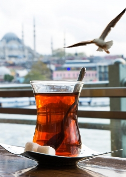 Storm in a Turkish tea cup