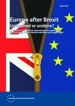 Europe after Brexit: Unleashed or undone?