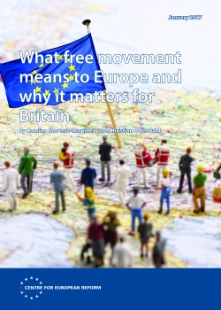 What free movement means to Europe and why it matters to Britain