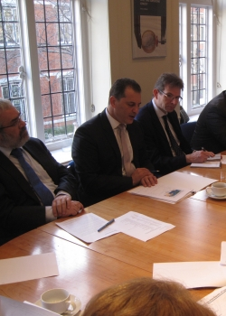 Roundtable on 'Can Cypriot energy hopes match expectations?'  event thumbnail