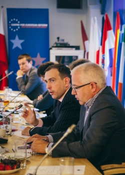 CER/demosEUROPA roundtable on 'The geopolitics of trade: Understanding TTIP's strategic impact' event thumbnail