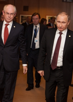 Europe and Russia: Continental divide?