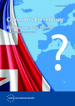 Cameron's EU reforms: Will Europe buy them?