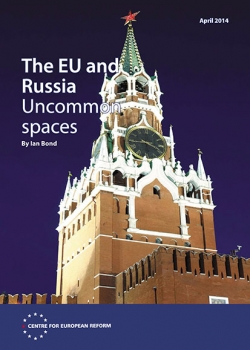 The EU and Russia: Uncommon spaces