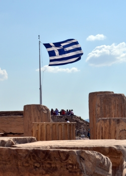 Greek foreign policy: The next ruin?