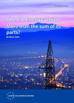 The EU Energy Union: More than the sum of its parts?